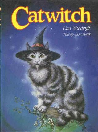 CATWITCH by Lisa Tuttle Una Woodruff (1983, HC, DJ) First Edition Stated